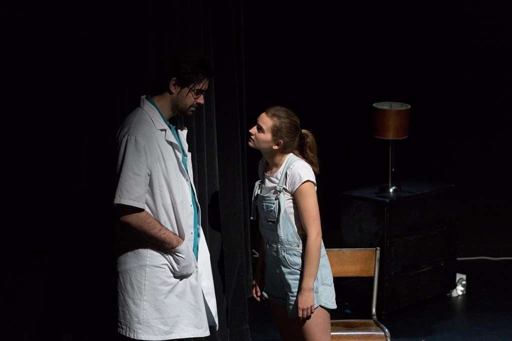Le psychiatre et Julie